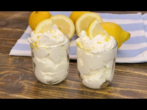 Lemon cream: ready with just 3 ingredients!