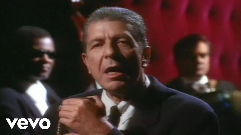 Leonard Cohen – Dance Me to the End of Love (Official Video) with English, German, Farsi lyrics