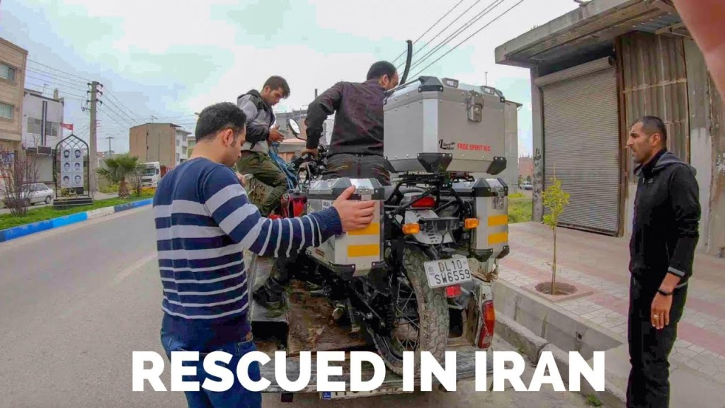 Read more about the article [S1 – Eps. 63] RESCUED IN IRAN
