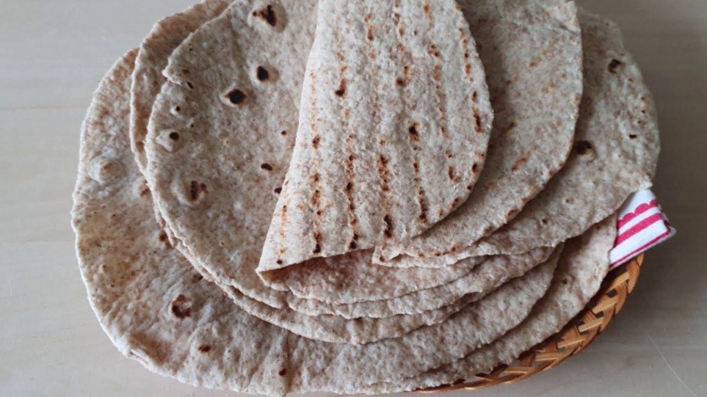 Whole Wheat Naan Recipe – Easy and healthy Recipe