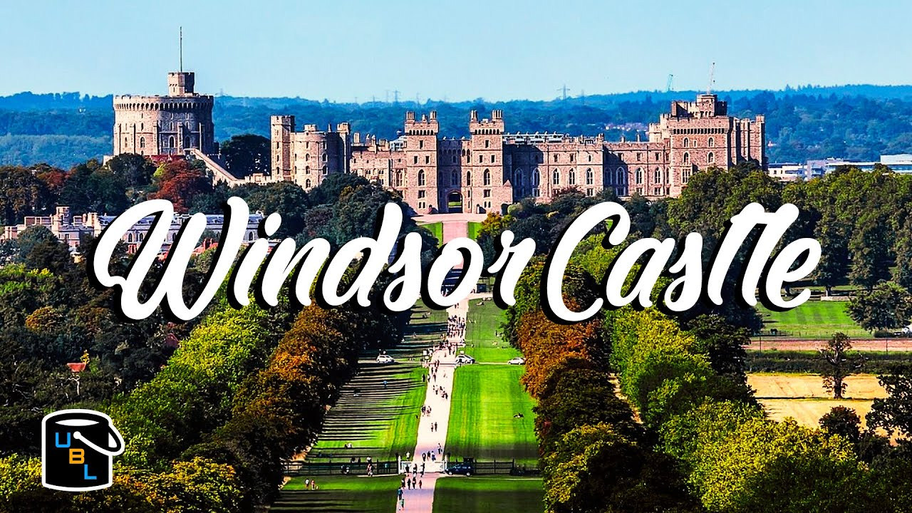Windsor Castle – The Queen's Royal Residence – England Travel Ideas