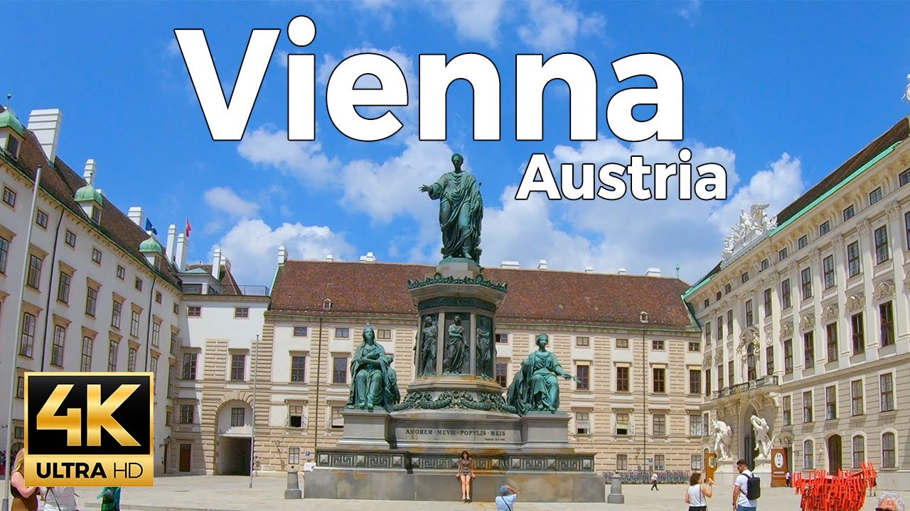 Read more about the article Vienna, Austria Walking Tour (4k Ultra HD 60fps)