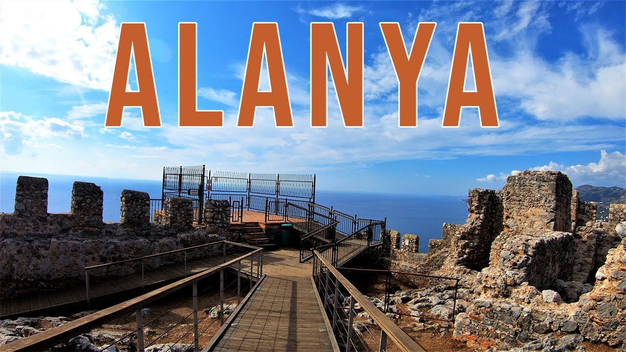 Read more about the article Walking Tour of Alanya Citadel
