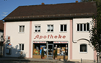 Abholung in Markt Apotheke