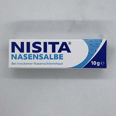 Nisita Nasensalbe 10g