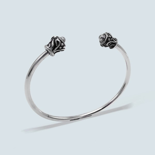 Double Head Bangle