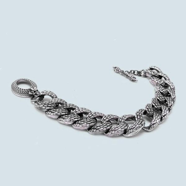 Croc Chain Bracelet
