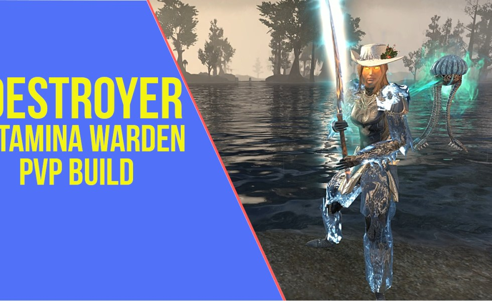 eso stamina warden pvp build elsweyr Archives - ArzyeLBuilds