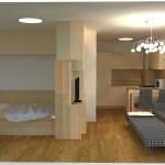 1 izbový byt, Banská Bystrica