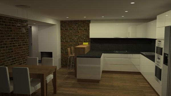 Kuchyňa, Čierny Balog