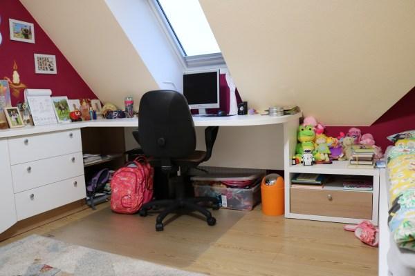 Detská izba dievčenská, rodinný dom Pohorelá