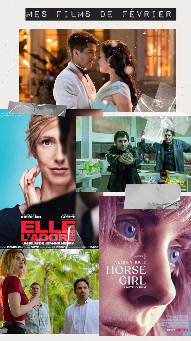 My films of February 2020