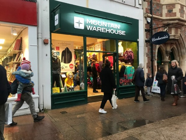 Berkhamsted store acquired for Mountain Warehouse - AS Retail