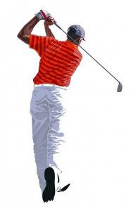 Flyer AS Victoria Golf Club Tiger