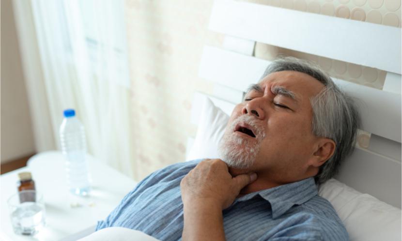 臥床長輩咳不出痰該怎麼辦?輕鬆拍痰6步驟 - 康健雜誌