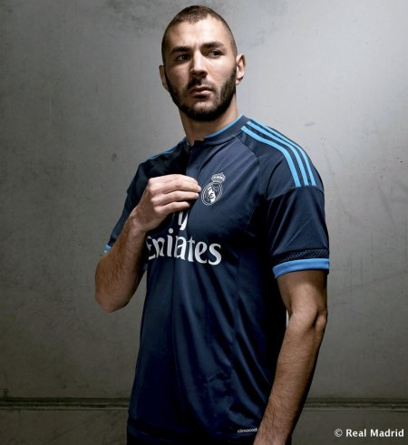 Camiseta suplente Real Madrid 2019 2020