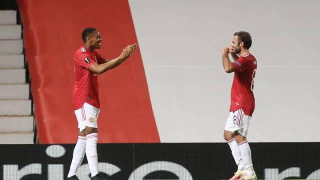Manchester United 2 - Lask 1: resumen, goles y resultado - AS.com