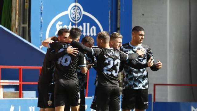 Lugo 0 - Almería 2: resumen, goles y resultado - AS.com