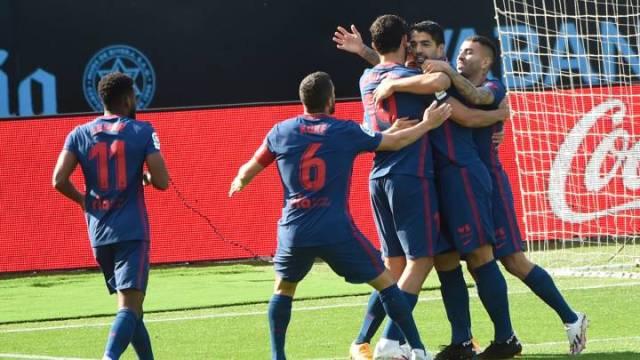 Celta 0-2 Atlético: resultado, goles y resumen del partido - AS.com