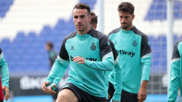 LaLiga | Álex López sigue inédito en el Espanyol a su vuelta de Lugo -  AS.com