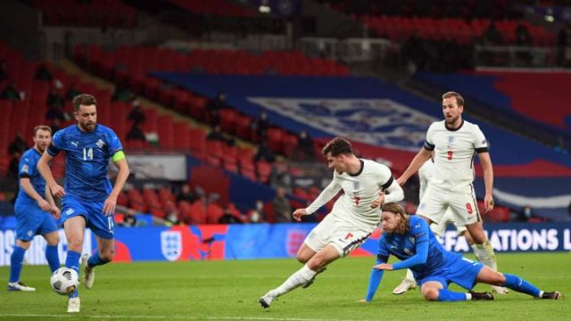 Inglaterra - Islandia en directo hoy: UEFA Nations League, en vivo - AS.com