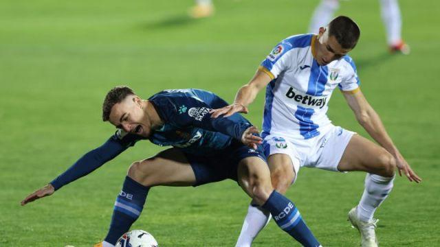 Leganés 2 - 0 Espanyol: resumen, goles y resultado - AS.com