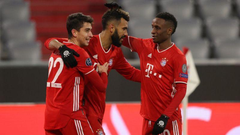 El Bayern también gana con los suplentes - AS.com