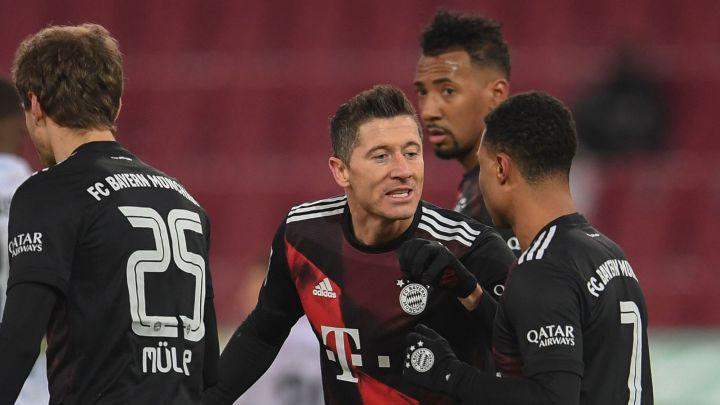 Lewandowski es el Bayern - AS.com