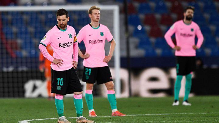 Levante - Barcelona en directo: LaLiga Santander en vivo - AS.com