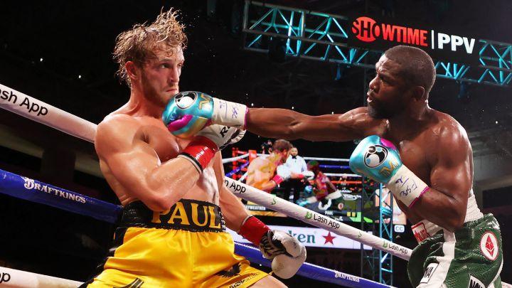 Cuánto dinero ganaron Floyd Mayweather y Logan Paul por su combate de boxeo? - AS.com