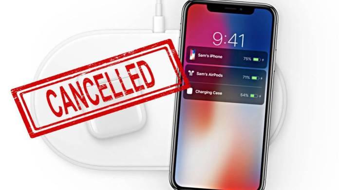 Resultado de imagen para Apple cancela AirPower