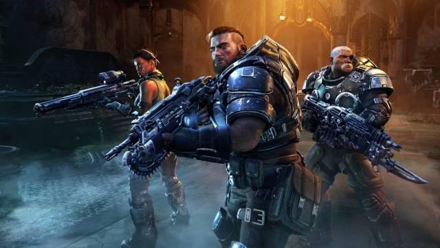 Gears Tactics: estrategia por turnos en el universo de Gears of War -  MeriStation
