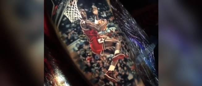 Vídeo Increíble Es El Mejor Tatuaje De Michael Jordan De La