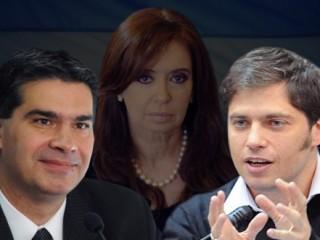 Capitanich-Kicillof-y-Cristina
