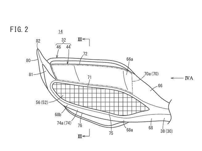Próxima Honda CBR1000RR Fireblade terá espelhos