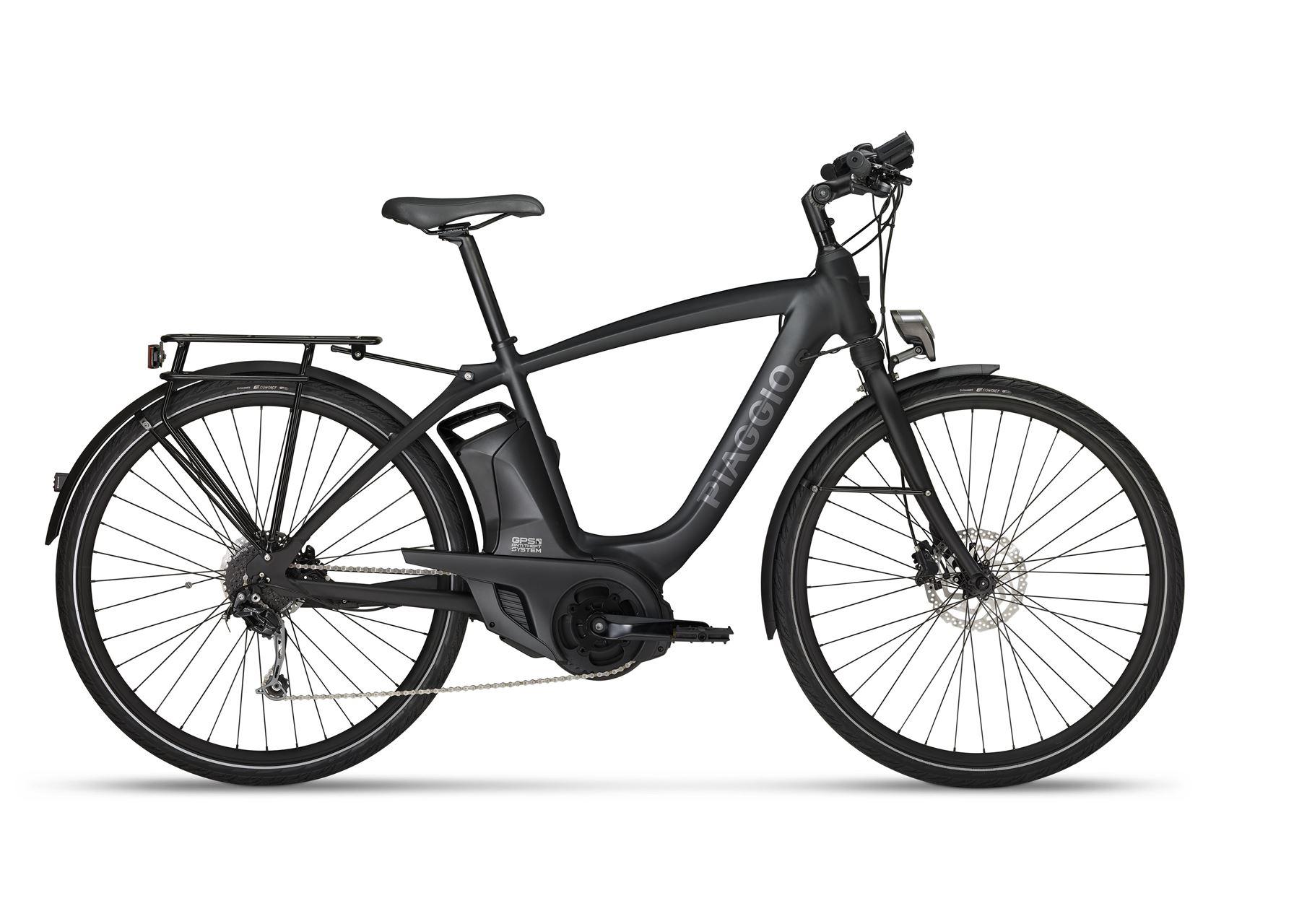 Wi-Bike: a nova nova bicicleta eléctrica da Piaggio chega