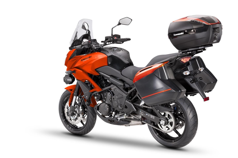 Kawasaki Versys 650 Grand Tourer   Moto   Dual Purpose - Andar de Moto