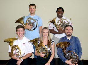 Horn workshop winners