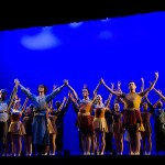 Alabama Repertory Dance Theatre dancers