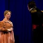 Emilia, Iago's wife, confronts him about his plans