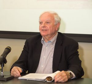 Dr. Richard Chambers, a UA alum and noted historian, will be on campus to lecture Sept. 26.