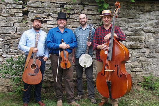 The folk band the Kentucky Winders went to Pakistan as U.S. ambassadors. Photo Credit: Gary Hamilton
