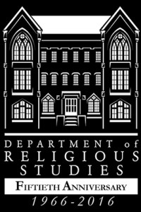 The Department of Religious Studies celebrates its 50th year.