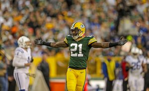 Ha Ha Clinton-Dix recently received his bachelor's degree in criminal justice while playing football for the Green Bay Packers.