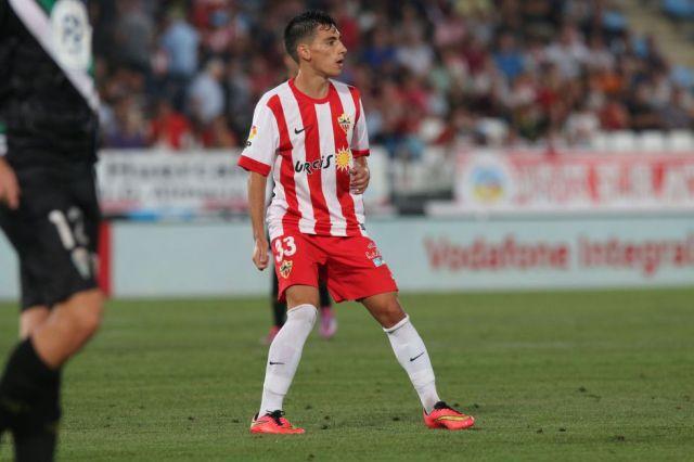 Gaspar Panadero debuta en Primera con 16 años y 277 días - AS.com