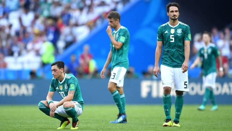 Mundial 2018 Alemania cae ante Corea y es eliminada del Mundial de Rusia -  AS Colombia