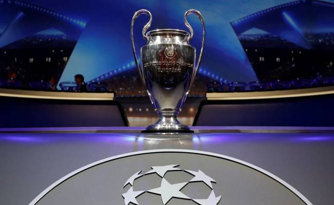 Champions League Group Stage Pots Taking Shape As