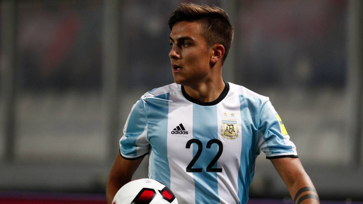 Image result for dybala argentina
