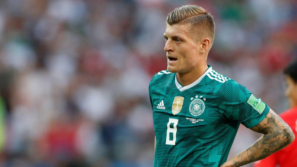 Bildergebnis für toni kroos 2018 world cup