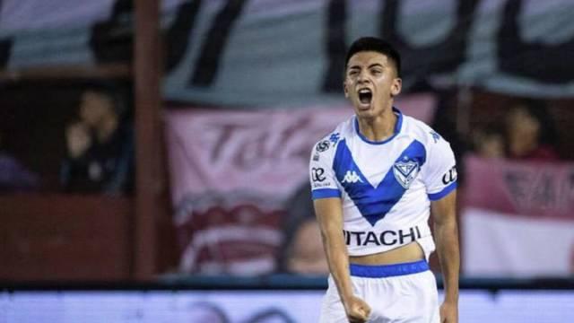 Almada, a un paso del adiós a Vélez, ¿a Europa o a Boca? - AS Argentina